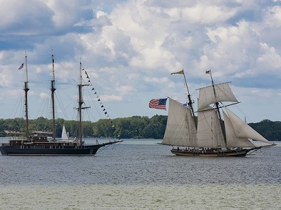 Presque Isle Bay Sailing - Pennsylvania