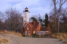 Presque Isle Lighthouse - Erie - Pennsylvania