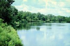 Presque Isle State Park Landscape - Erie PA