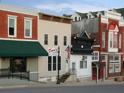 Preston Main Street Commercial District