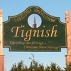 Primary Tignish Welcome Sign