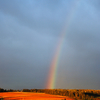 Prince Edward Island Farm Rainbow