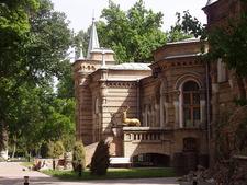 Prince Romanov Palace - Tashkent