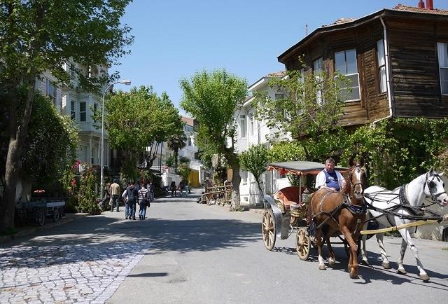 Istanbul Island Tour Photos
