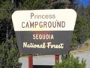 Sequoia Princess Campground