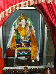 Princess Mandarava Statue