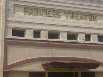 Princess  Theater In  Winnsboro