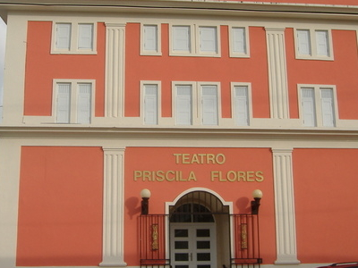 Priscila  Torres  Theather  2 C  San  Lorenzo