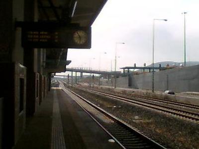 Proastiakos Station