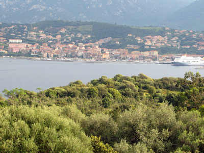Coastline By He Town Of Propriano