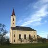 Protestant Church Of Deutsch Kaltenbrunn, Burgenland, Austria