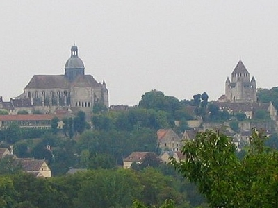 Provins From North View