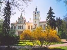 Przytok's Neorenaissance Palace