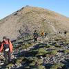 East Ridge Of Psiloritis Mountain