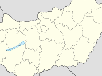 Paty Is Located In Hungary