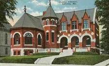 Public Library 2 C Auburn 2 C M E