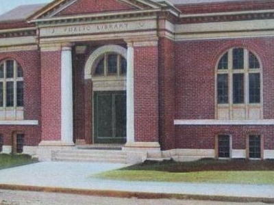Public  Library  Hudson