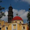 Puebla City Sky - Mexico