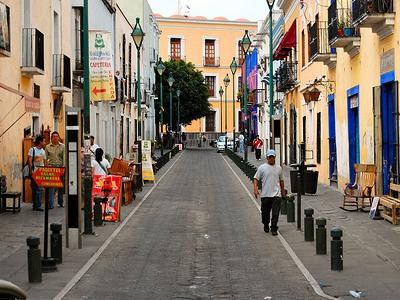 Puebla Street View