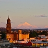 Puebla Sunset Overview
