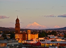 Puebla Sunset