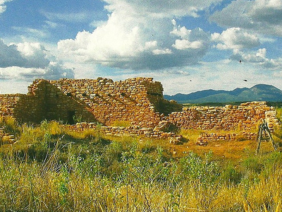 Puebloan (Anasazi) Archaeological Site