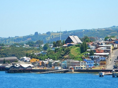 Puerte De Castro - Chile