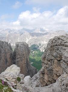 Puez & Geisler Summits - Dolomites