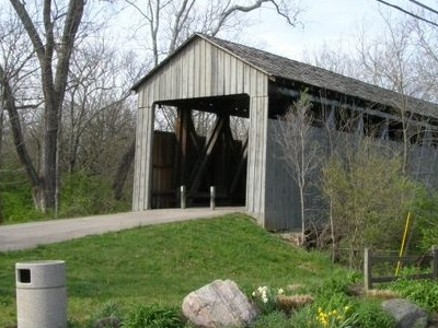 Pugh  2 7s  Covered  Bridge  Oxforcd  Ohio