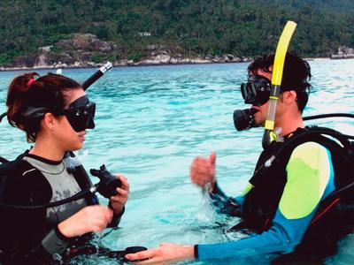 Pulau Aur - Mersing