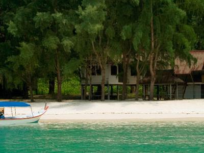 Pulau Beras Basah - Langkawi