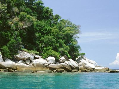 Pulau Perhentian - Stopover Island
