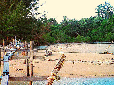 Pulau Tiga National Park