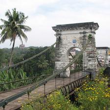 Punalur Bridge
