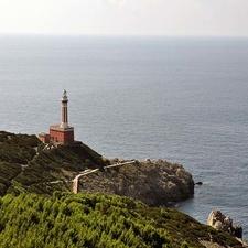 Punta Carena Lighthouse