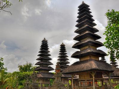 Pura Taman Ayun - Mengwi - Bali