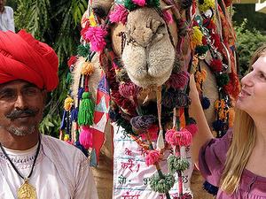 Pushkar Fair - Rajasthan Fotos