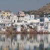 View Of Pushkar Lake