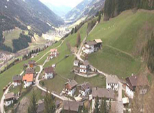 Pustertaler Höhenstraße West-Tyrol Austria