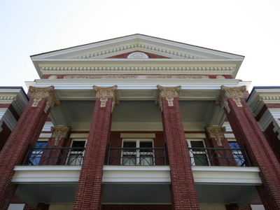 Putnam County Courthouse In Eatonton