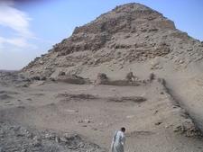 Pyramid Of Neferirkare Kakai