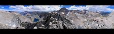 Pyramid Peak - Glacier - USA