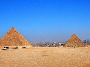 Shore Excursions From Port Said To Giza Pyramids