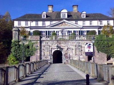 Castle In Pyrmont City