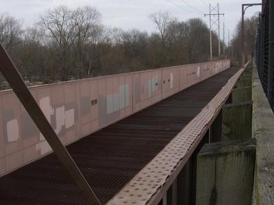 Fox River Aqueduct In Ottawa