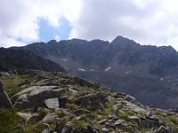 Pic de la Pala Alta de Sarradé
