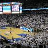 White Out Vs Wichita St In Arena