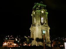 Clock In The Night
