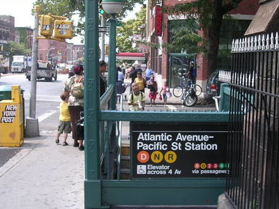Pacific Street Stairs