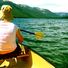 Paddling On Alturas Lake